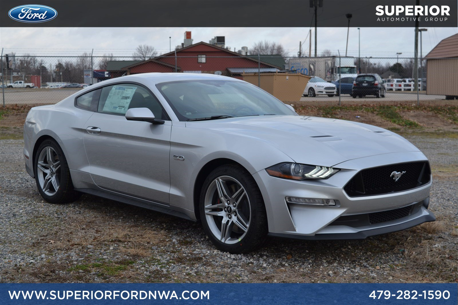 New 2018 Ford Mustang Gt 2dr Car In Fayetteville F121117 Superior 2012 Boss 302 Keys