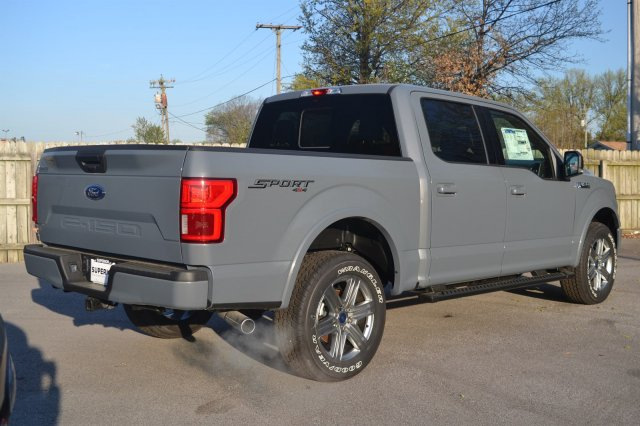 New 2019 Ford F-150 XLT 4WD Crew Cab
