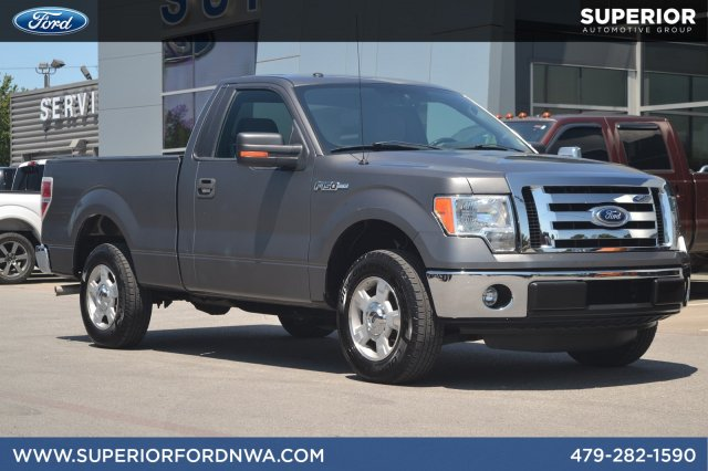 2012 Ford F 150 Xlt >> Pre Owned 2012 Ford F 150 Xlt Rwd Regular Cab Pickup