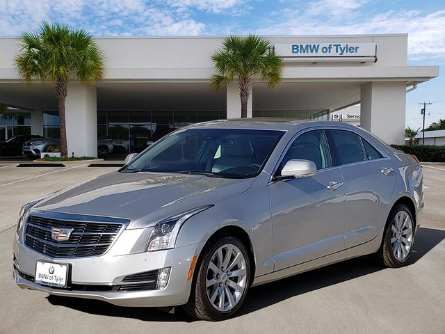 Pre Owned 2018 Cadillac Ats Sedan Premium Luxury Awd 4dr Car In