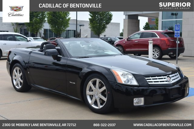 Pre-Owned 2006 Cadillac XLR Roadster RWD Convertible