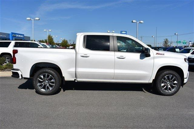 Superior Nissan Conway >> New 2019 Chevrolet Silverado 1500 RST 4WD Crew Cab 147 RST ...