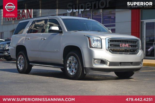 2015 Gmc Yukon Slt >> Pre Owned 2015 Gmc Yukon Slt 4wd With Navigation 4wd