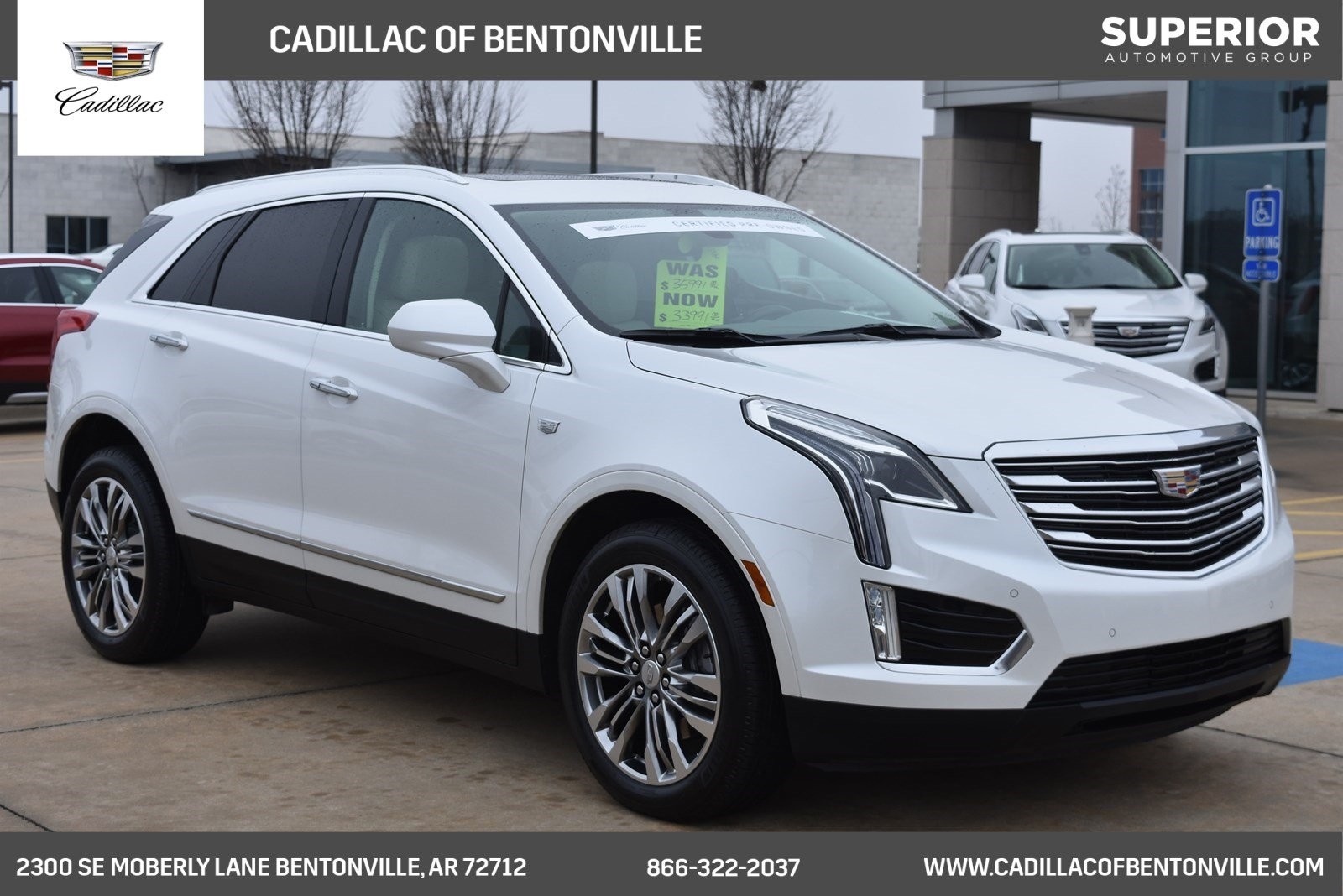 Certified Pre Owned 2017 Cadillac Xt5 Premium Luxury Awd