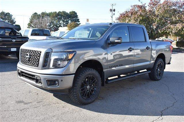 Superior Nissan Conway >> New 2019 Nissan Titan SV 4x4 Crew Cab SV in Fayetteville # ...