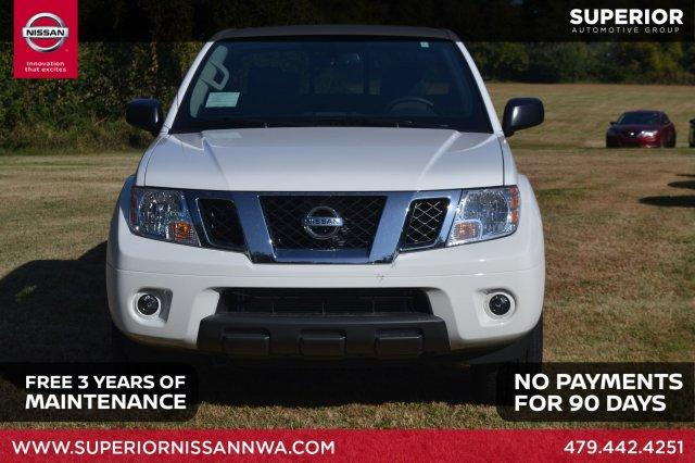 New 2019 Nissan Frontier SV 4WD Extended Cab