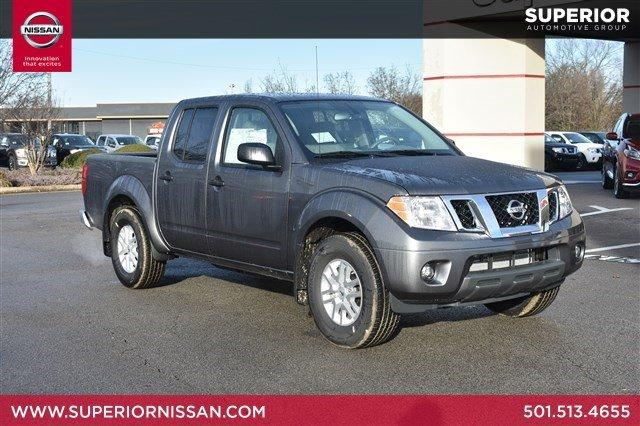 Superior Nissan Conway >> New 2019 Nissan Frontier Sv 2wd Crew Cab 4x2 Sv Auto