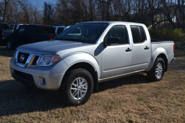 New 2019 Nissan Frontier SV 4WD Crew Cab