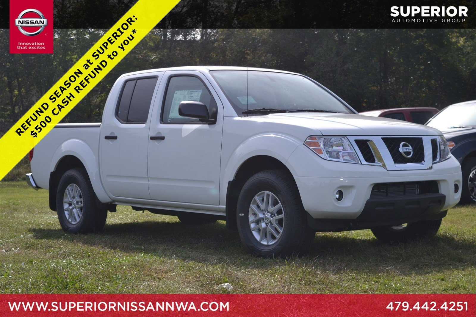 New 2019 Nissan Frontier Sv 4wd Crew Cab Crew Cab Pickup In