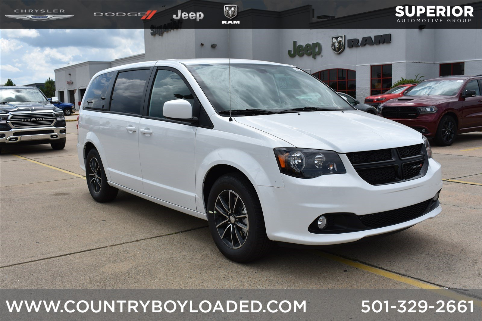New 2019 Dodge Grand Caravan Se Plus Mini Van Passenger In
