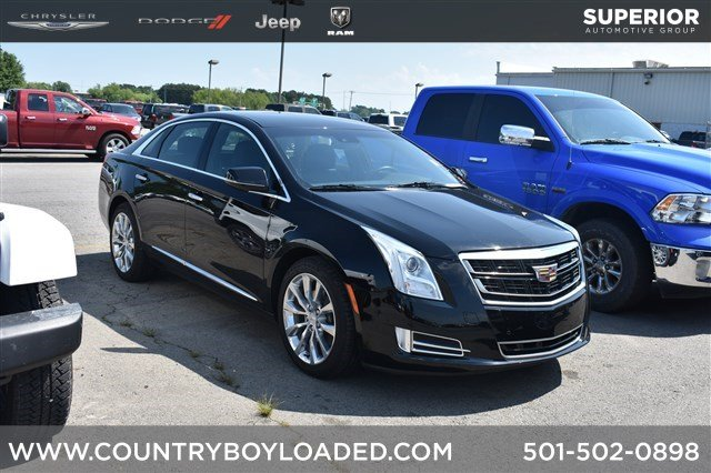 Pre Owned 2017 Cadillac Xts Premium Luxury