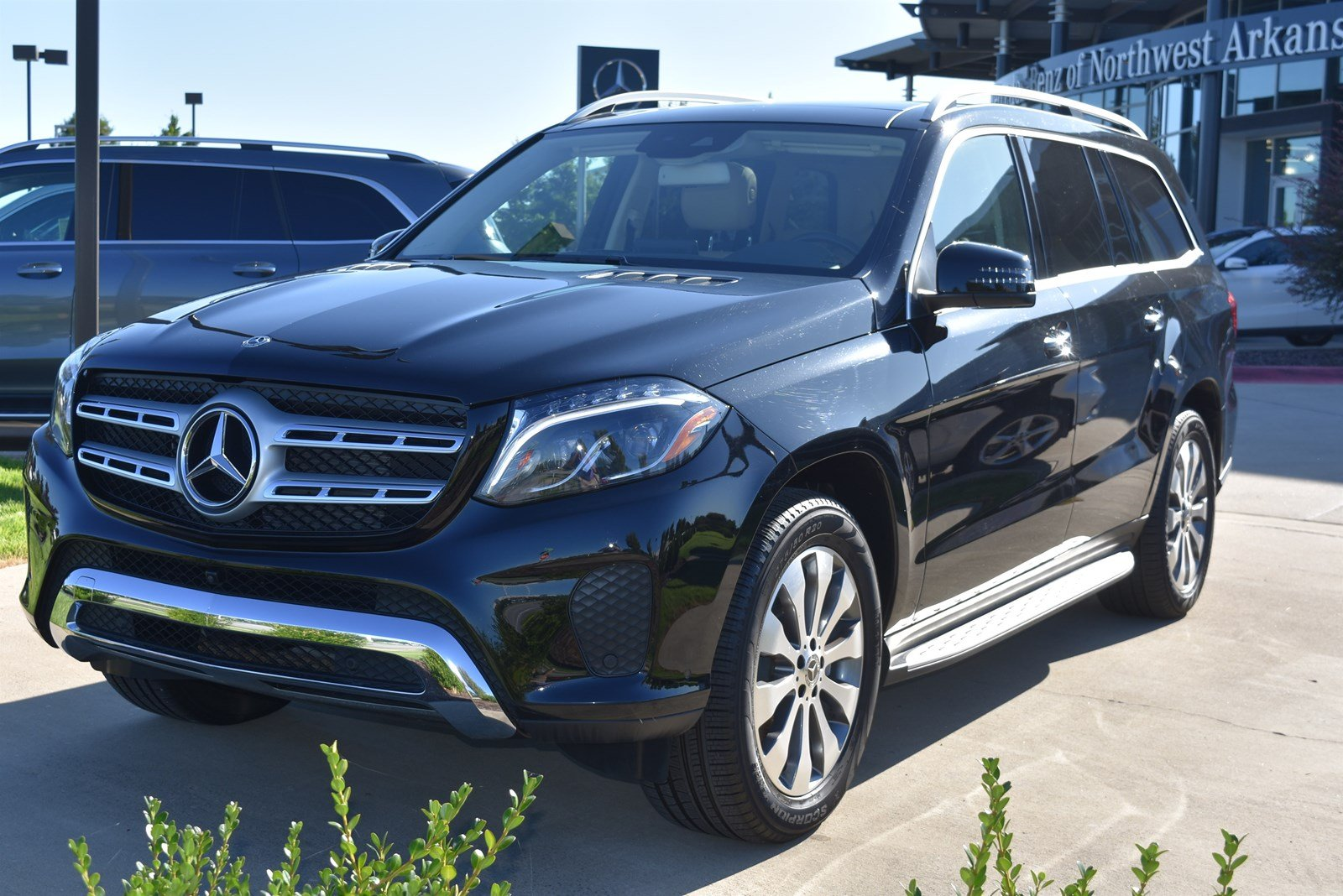 Certified Pre-Owned 2019 Mercedes-Benz GLS GLS 450 4Matic