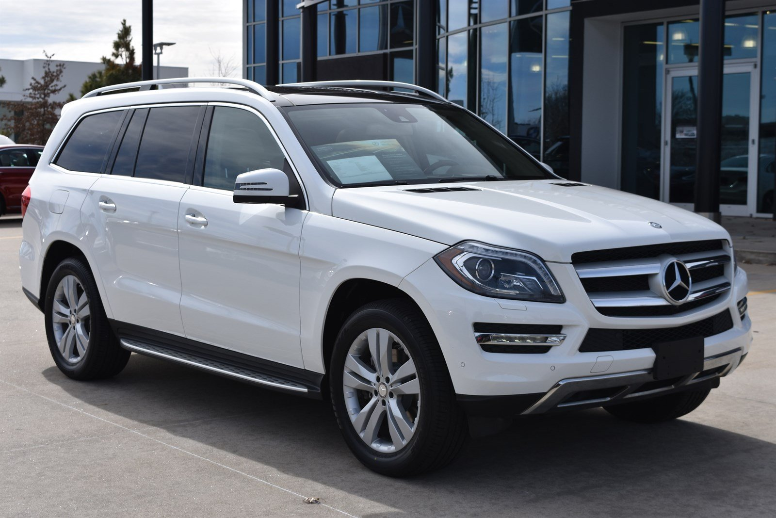 Certified Pre Owned 2016 Mercedes Benz Gl 450 4matic