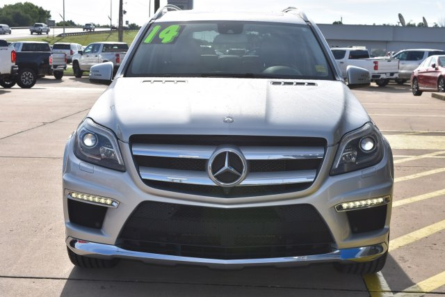 Pre-Owned 2014 Mercedes-Benz GL-Class GL 550 4WD AWD 4MATIC®