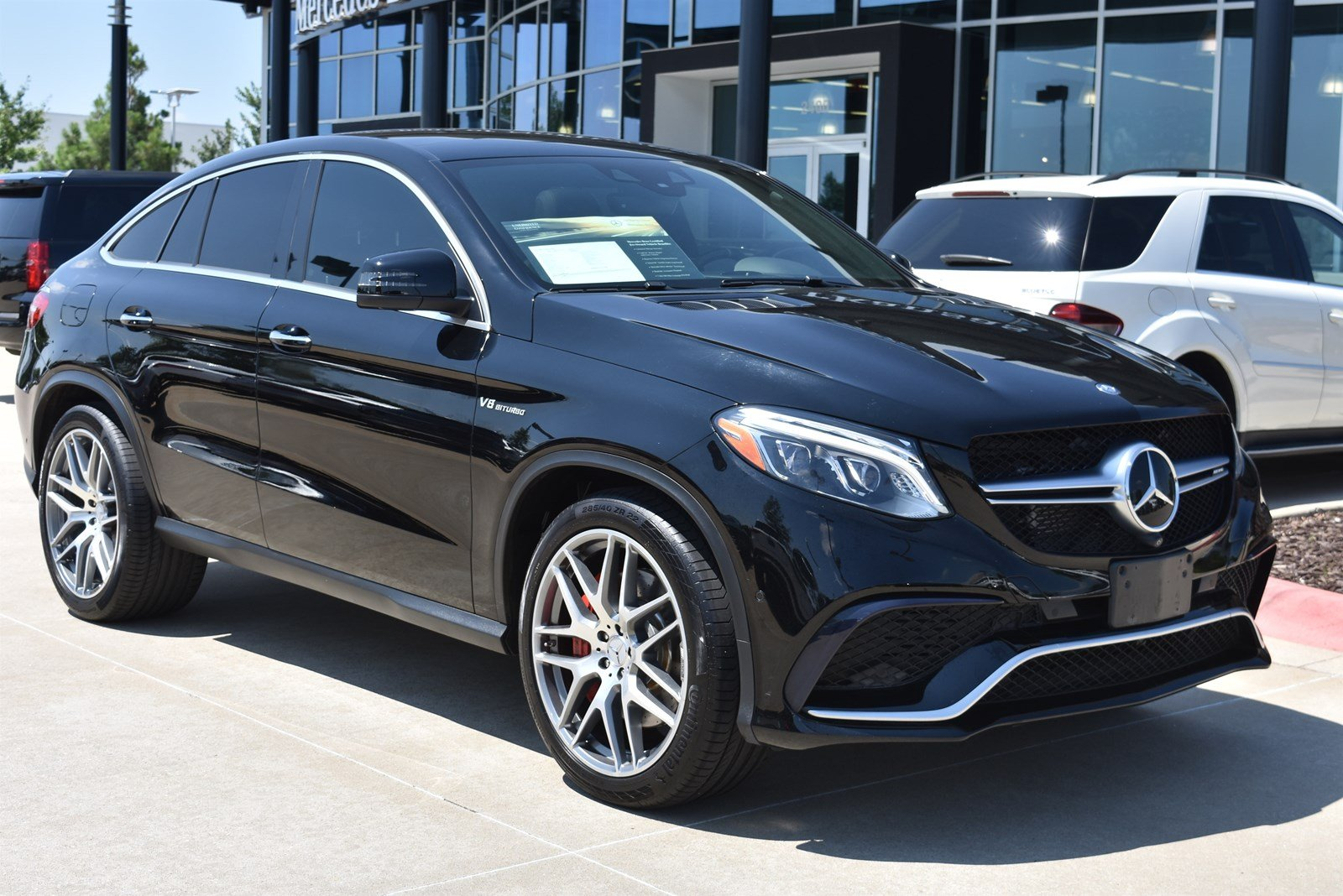 Amg Gle 63 >> Certified Pre Owned 2016 Mercedes Benz Gle Amg Gle 63 S 4matic Awd