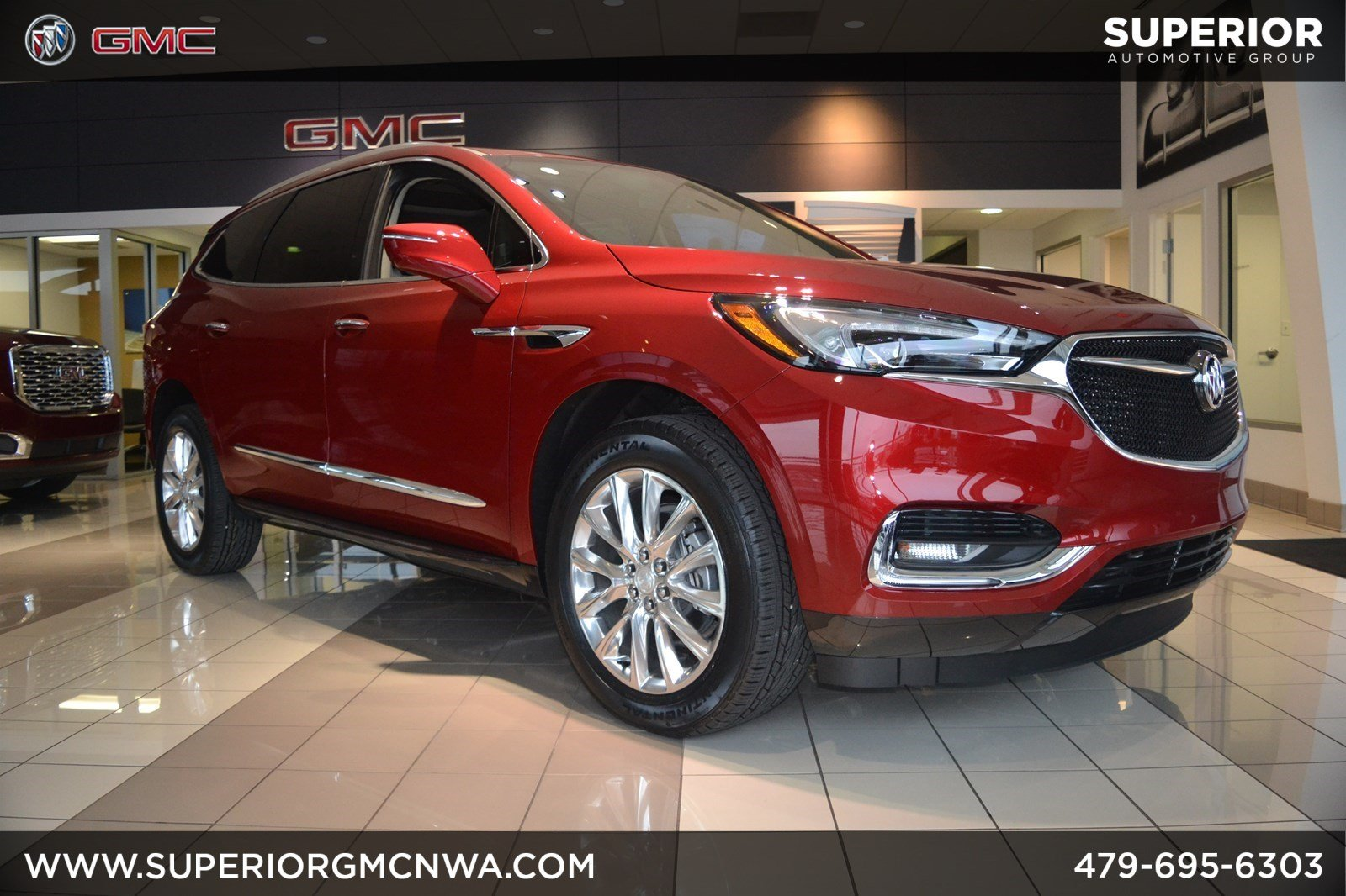 New 2019 Buick Enclave Essence Sport Utility In Fayetteville