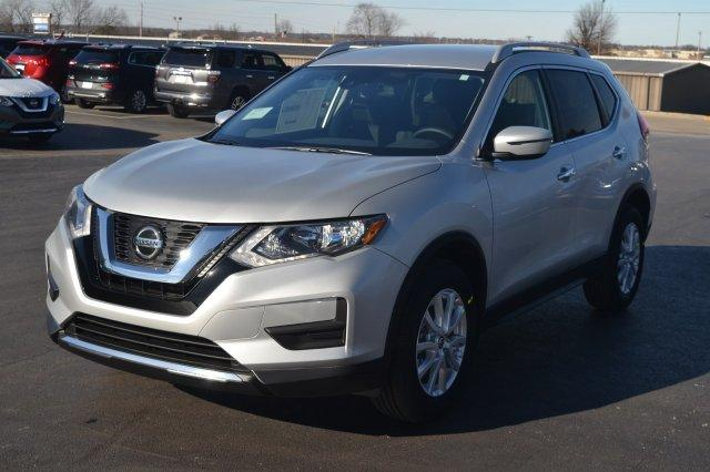 New 2019 Nissan Rogue S Special Edition
