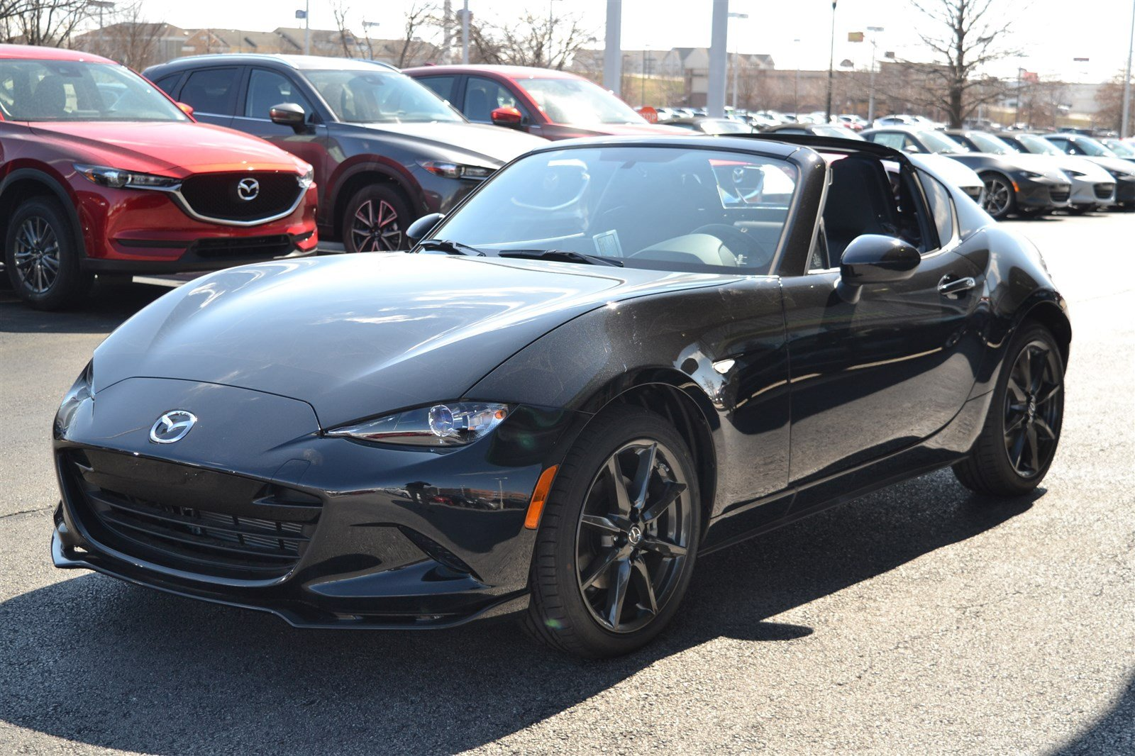 New 2018 Mazda MX-5 Miata RF Club