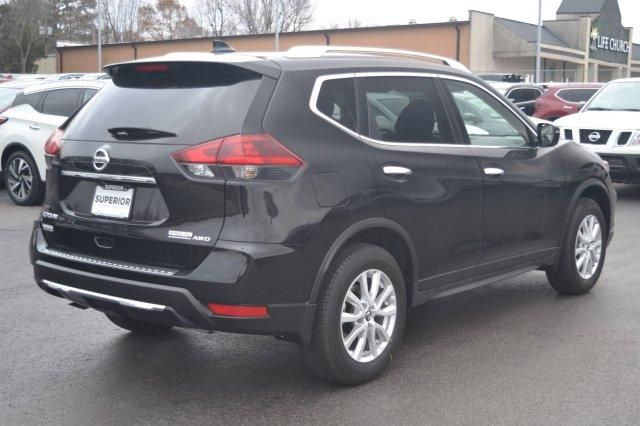 New 2019 Nissan Rogue S AWD Special Edition