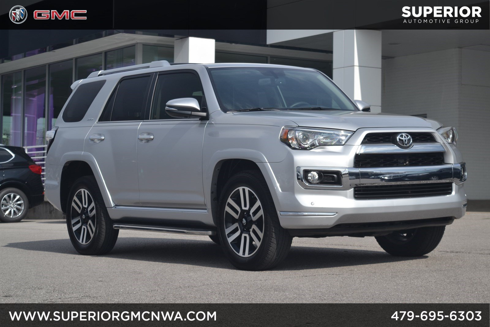 Pre Owned 2016 Toyota 4runner Limited 4wd