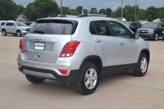 Pre-Owned 2018 Chevrolet Trax LT AWD