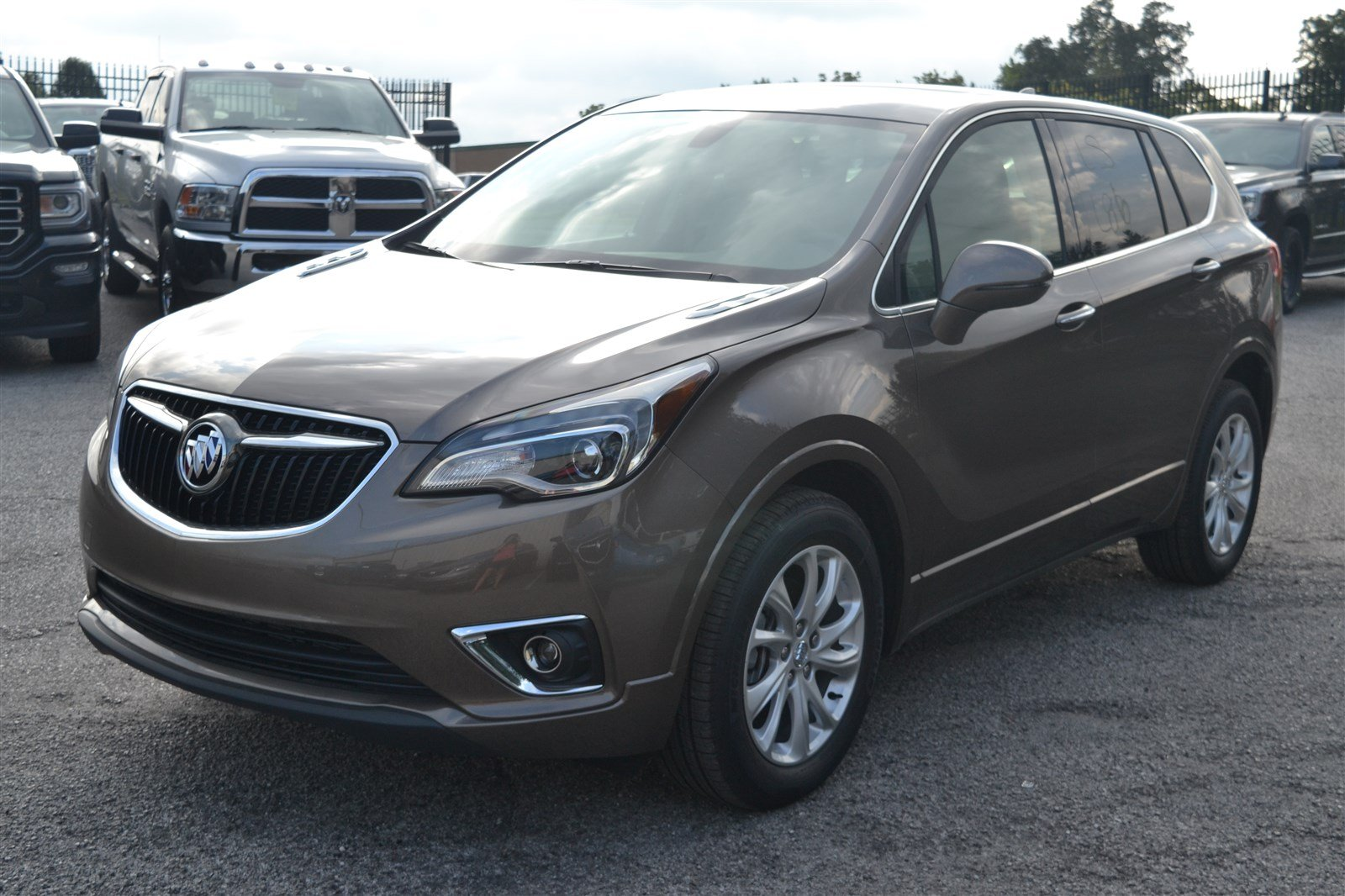 New 2019 Buick Envision Preferred AWD