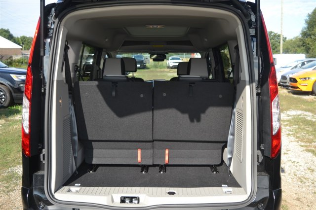 New 2019 Ford Transit Connect Wagon Titanium