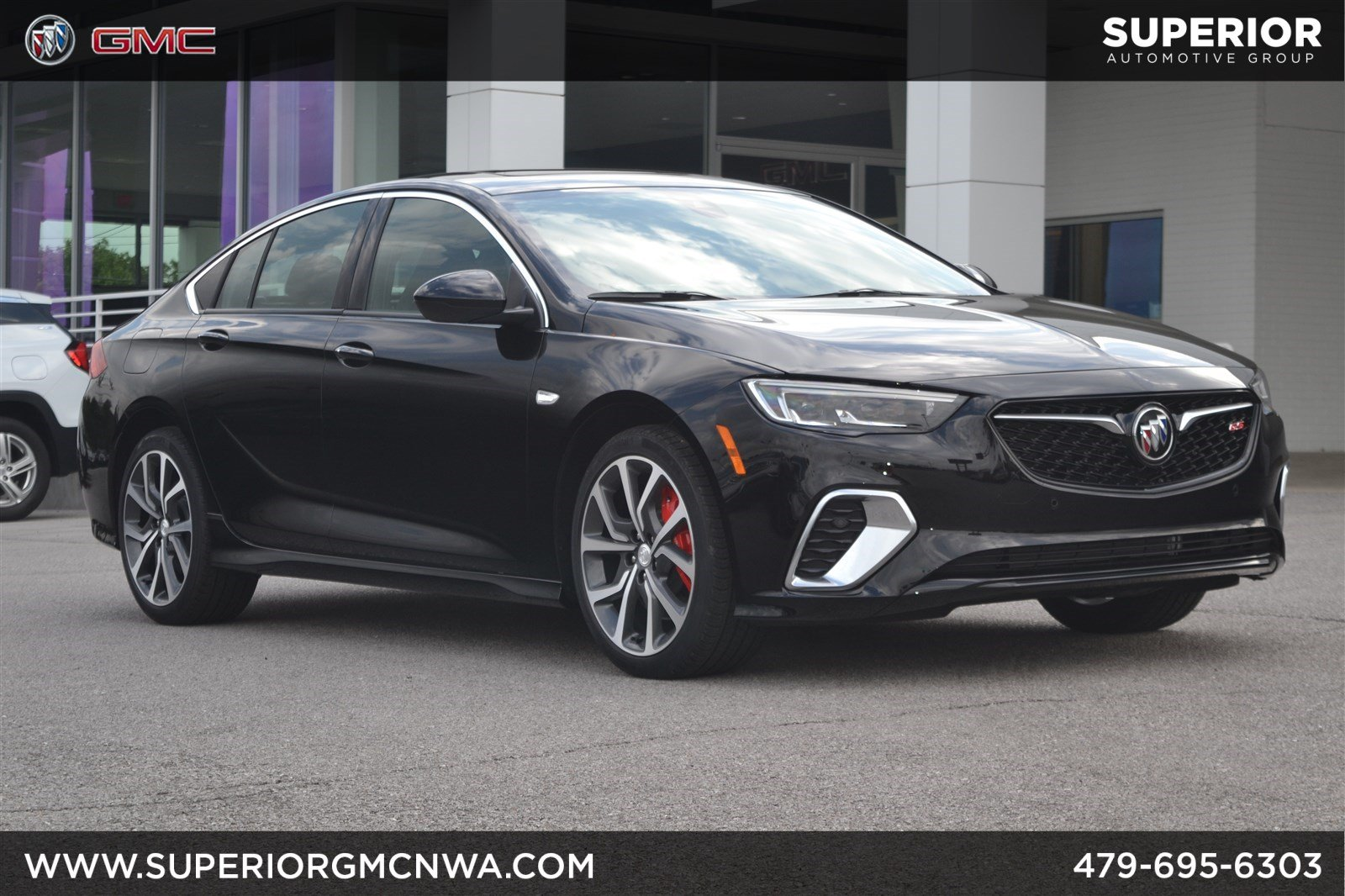 New 2018 Buick Regal Sportback GS AWD