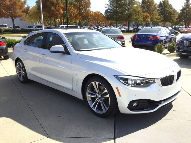 Pre-Owned 2019 BMW 4 Series Gc 430i