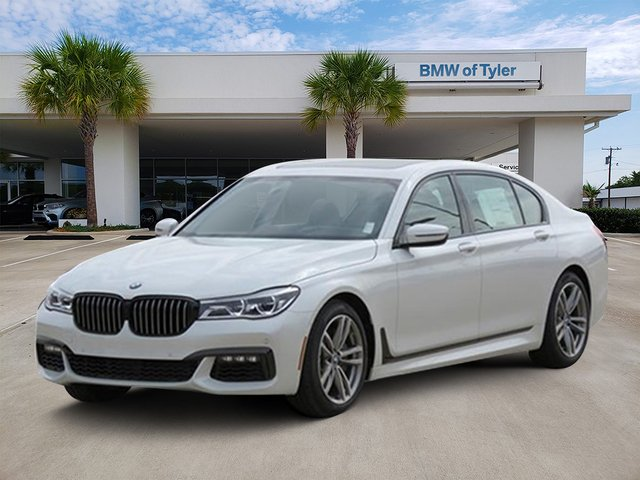 New 2018 Bmw 7 Series 750i 4dr Car In Fayetteville Xm23975