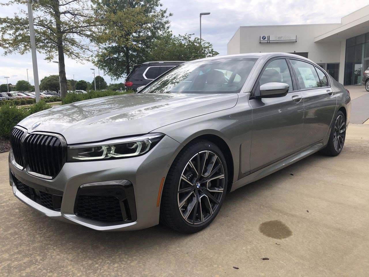 new 2021 bmw 7 series 740i xdrive 4dr car in fayetteville