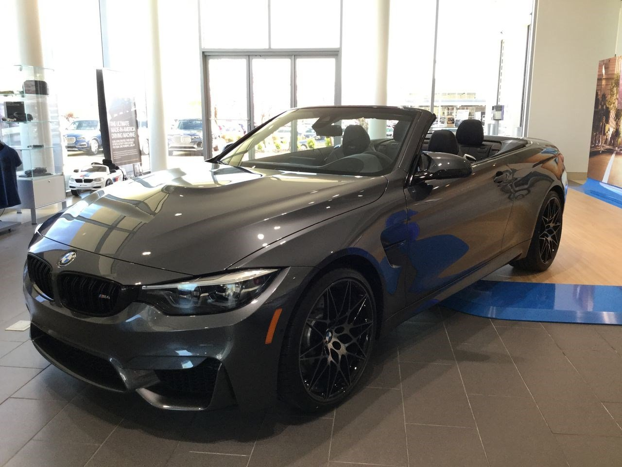 New 2020 Bmw M4 Convertible In Fayetteville Wj63942 Superior