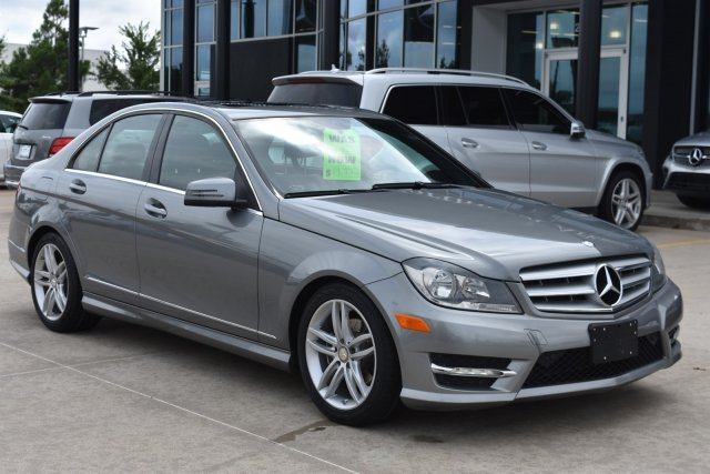 Pre Owned 2012 Mercedes Benz C Class C 300 Sport 4matic Awd