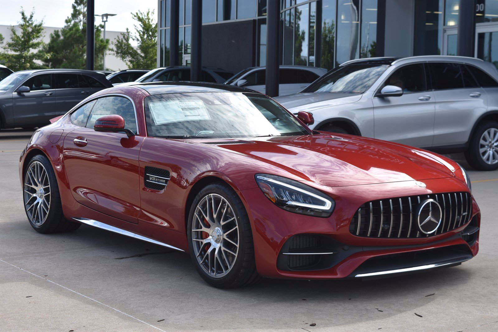 Mercedes Benz Amg Gt >> New 2020 Mercedes Benz Amg Gt Amg Gt C With Navigation