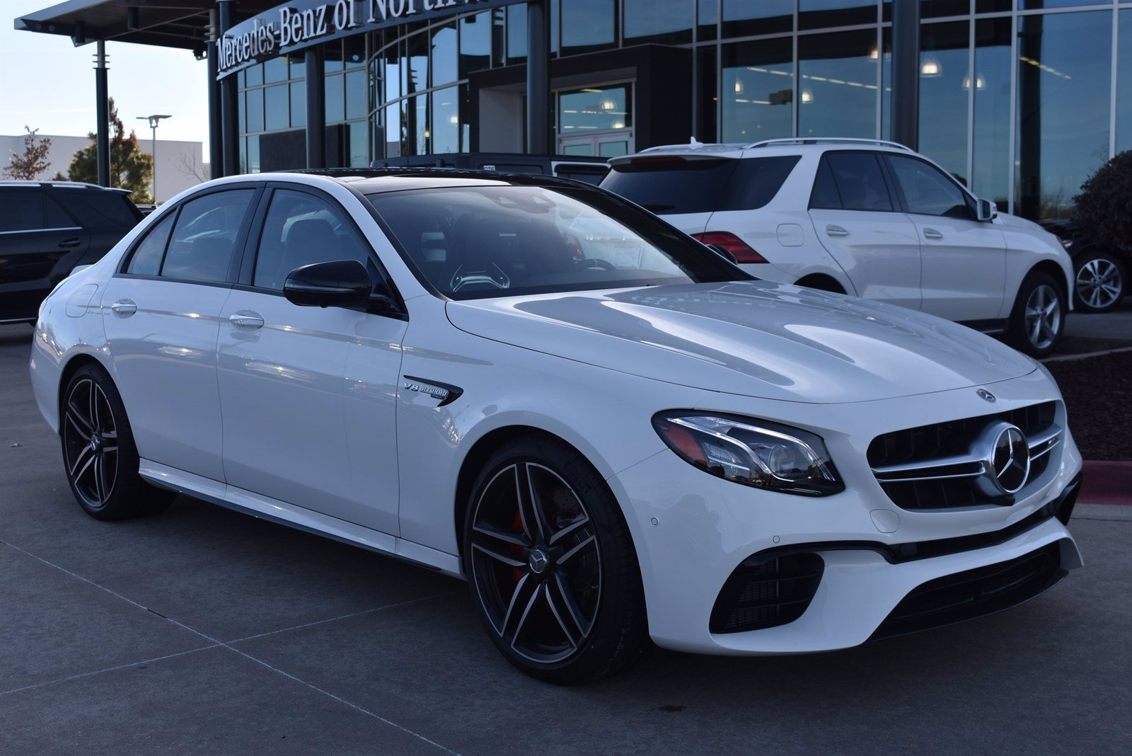 Pre-Owned 2019 Mercedes-Benz E-Class AMG® E 63 S