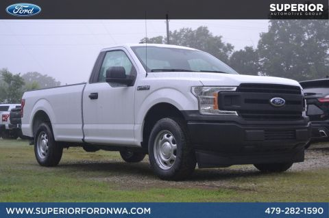 New 2019 Ford F-150 XL Regular Cab