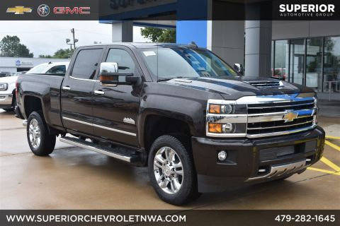 New 2019 Chevrolet Silverado 2500HD High Country 4WD Crew Cab
