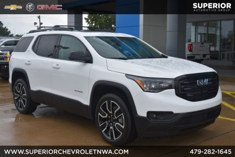 New 2019 GMC Acadia SLT AWD