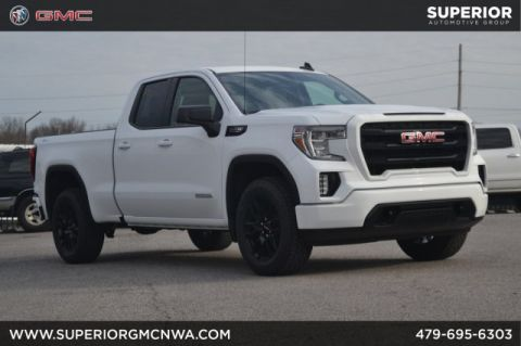 New 2019 GMC Sierra 1500 Elevation 4WD Double Cab