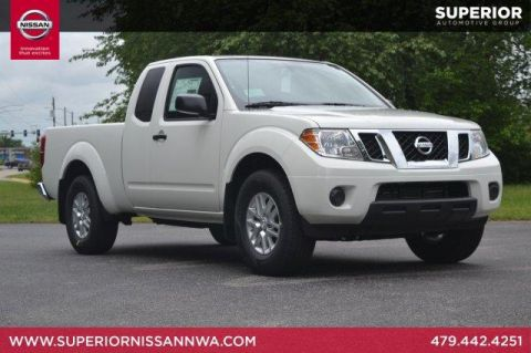 New 2019 Nissan Frontier SV-I4 Extended Cab
