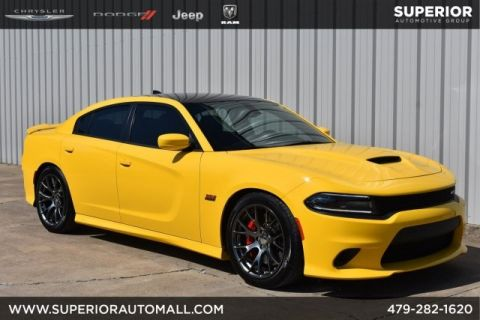Pre-Owned 2017 Dodge Charger SRT 392