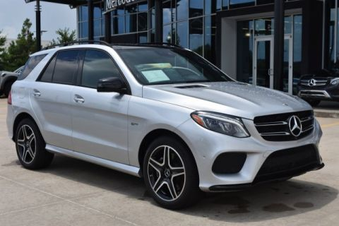 Certified Pre-Owned 2017 Mercedes-Benz GLE AMG® GLE 43 4Matic