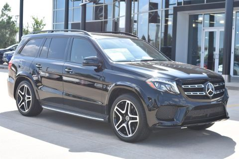 Certified Pre-Owned 2018 Mercedes-Benz GLS GLS 550 4Matic