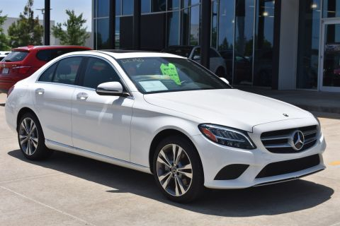 Certified Pre-Owned 2019 Mercedes-Benz C-Class C 300 4Matic