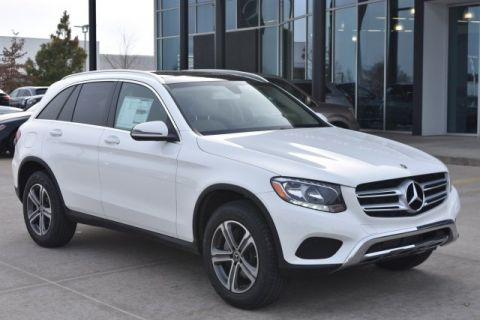 Certified Pre-Owned 2019 Mercedes-Benz GLC GLC 300 4Matic