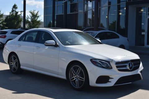 Certified Pre-Owned 2019 Mercedes-Benz E-Class E 300 4Matic